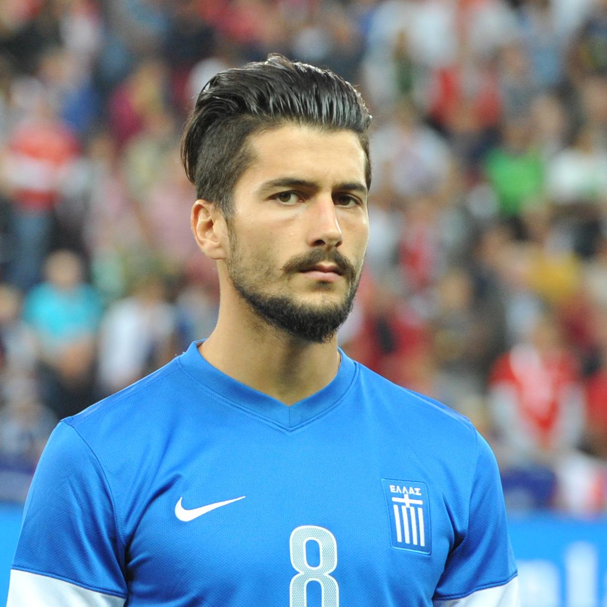 Panayotis, Greek champion
